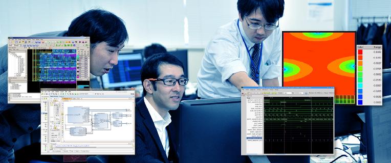 LSI設計サービス
